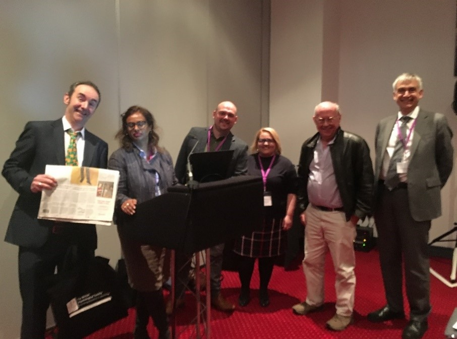 Symposium at  BPS Annual Conference 2019